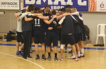 Először győztünk Sopronban - bent vagyunk a felsőházban